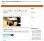 guitar lessons camberley